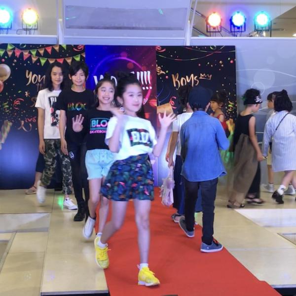 Kids Fashion Show 02