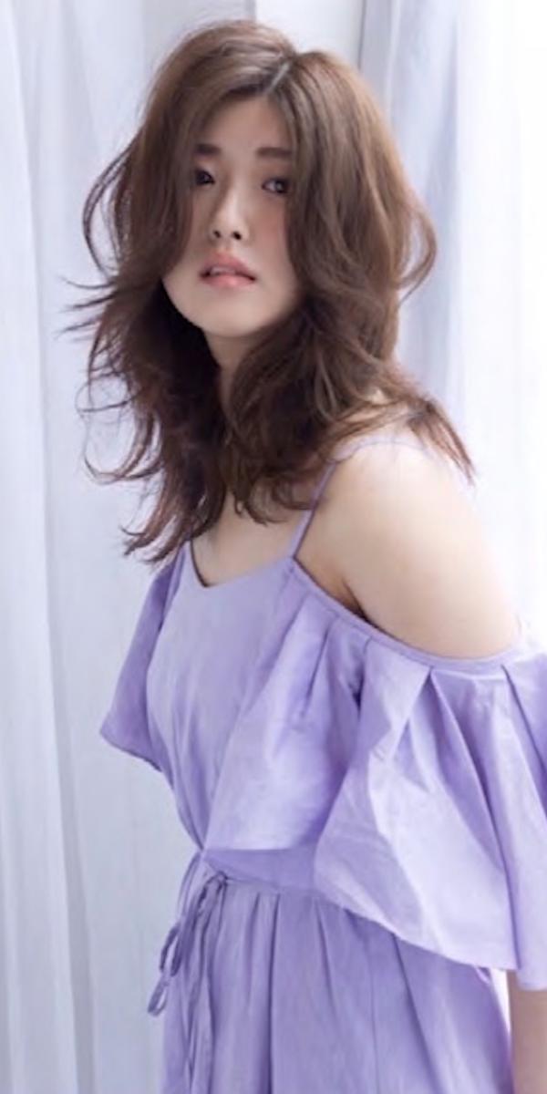Model:門脇 伶奈